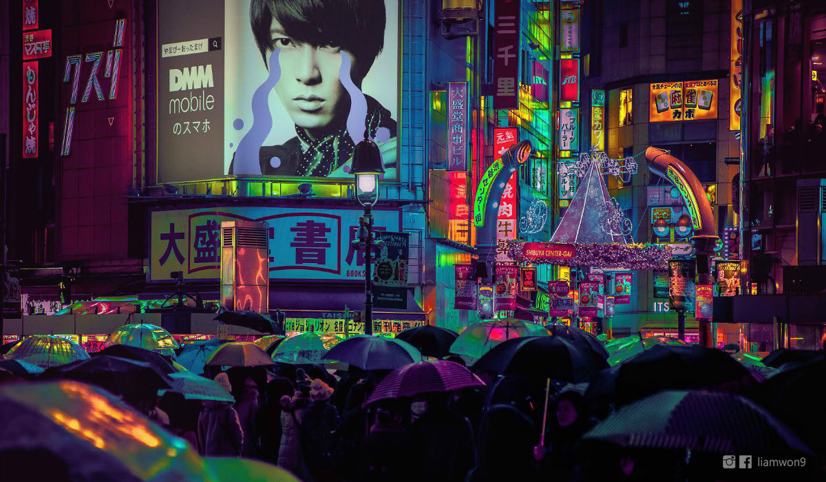 Tokio nights
